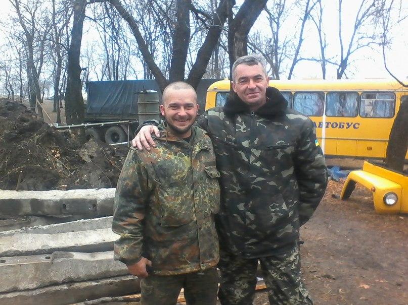 Shimon Alexander Petrovich senior lieutenant - Book of Remembrance for Ukraine - Ukrainian memorial