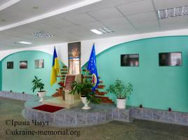 Меморіал випускникам Сумського центру професійно-технічної освіти загиблим під час антитерористичної операції на сході України.