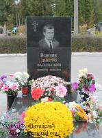 Могила Йовзика Дмитра Васильовича