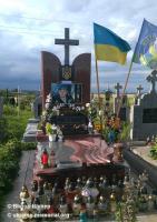 могила Добровольського Ігора Володимировича