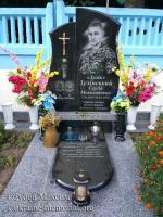 Могила Зулінського Сергія Миколайовича на Алеї Героїв Центрального кладовища міста Вінниця, Вінницька область, Україна