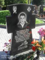 Могила солдата Переяслова Володимира Євгеновича