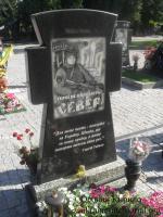 Могила Героя України Табали Сергія Олександровича