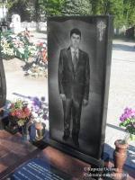 Могила солдата Завального Ігоря Юрійовича