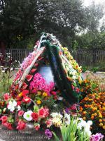Могила Лепехи А.А. на Центральному кладовищі міста Кролевець, Кролевецький район, Сумська область, Україна