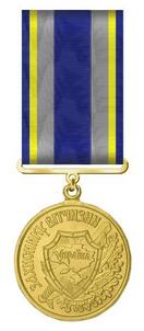 Defender of the Motherland Medal